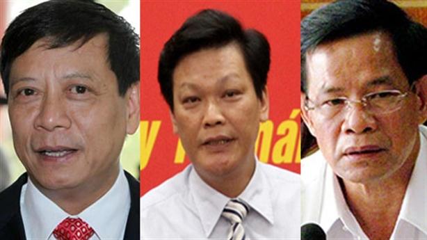 Vụ Trịnh Xuân Thanh: Ba cán bộ cấp cao bị kỷ luật