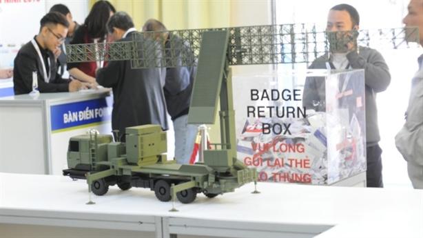 Belarus chào bán siêu radar Vostok-3D tại Việt Nam