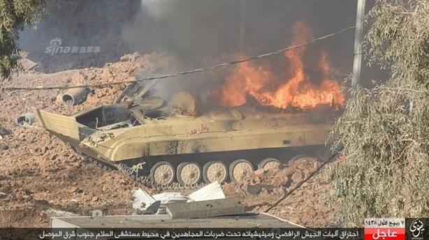 Vũ khí Nga, Mỹ bị đánh tơi tả tại Mosul
