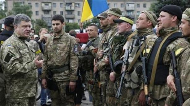 Ukraine rùng mình tính kịch bản chiến tranh với Nga?