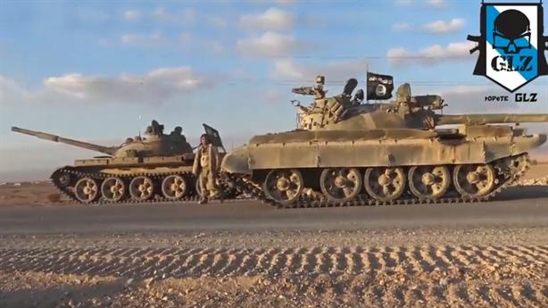 Kho tên lửa Nga lọt vào tay IS khi Palmyra thất thủ