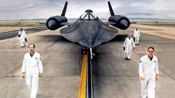 Tiết lộ sốc: Mỹ sản xuất SR-71 từ vật liệu Liên Xô