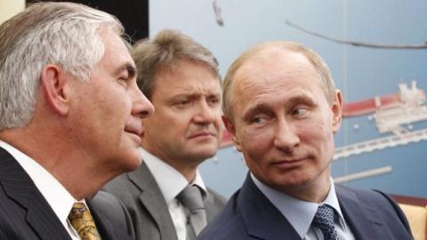 Trump chọn CEO Exxon làm Ngoại trưởng: Bởi Nga hay vì Mỹ?