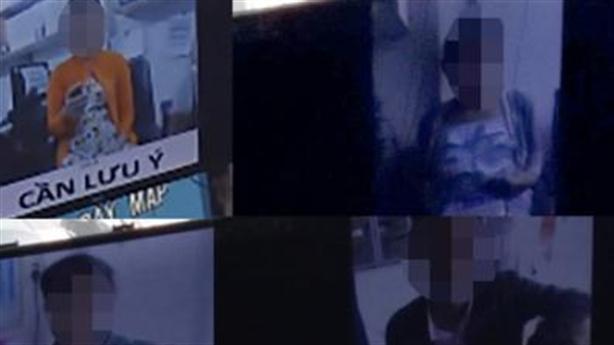 Siêu thị bắt trộm cầm đồ lót chụp hình: Xem nội bộ