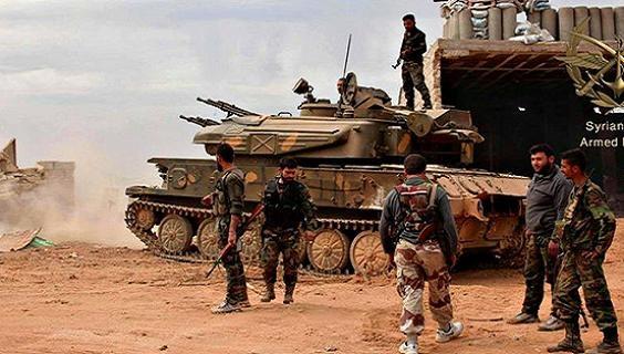 Nga vờ thua ở Palmyra: Kịch bản 'thả gà ra đồng…nhử cáo'