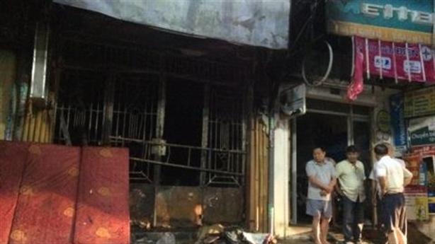 Cháy kinh hoàng khiến 6 người chết: Không có lối thoát sau
