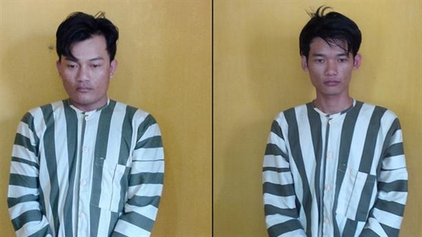 Cướp tiệm vàng ở Tây Ninh: Bắt 2 anh em ruột