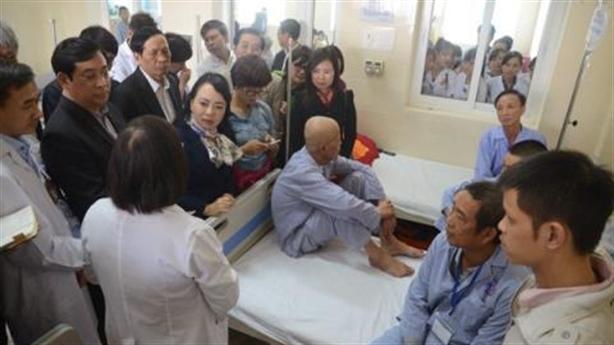 Bộ trưởng Kim Tiến và lời hứa của Bệnh viện K