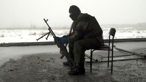 Chiến sự nồi hầm Debaltsevo: Ukraine nhận thêm trái đắng