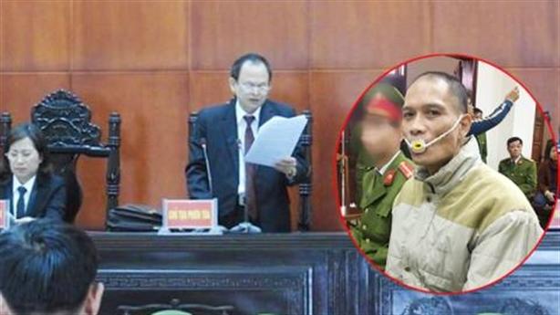 Tuyên nhầm tử hình thảm án Quảng Ninh: Giải quyết khẩn?