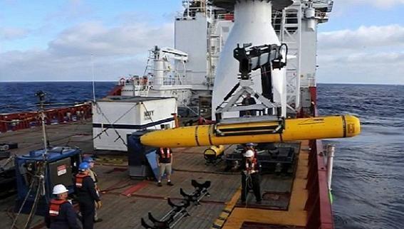 Trung Quốc trả tàu lặn Mỹ: Luật quốc tế ở đâu?