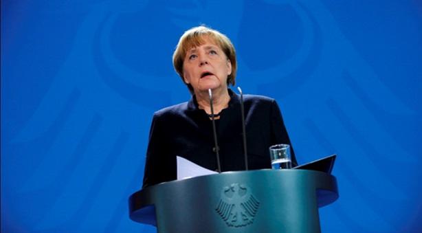 Thế kẹt của bà Merkel:Khủng bố Giáng sinh và nạn di cư
