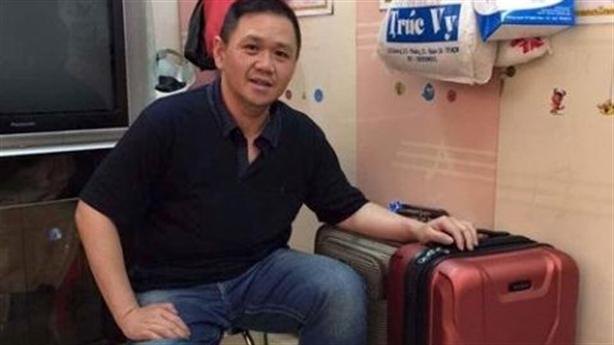 Minh Béo về Việt Nam, cập nhật hình ảnh trên Facebook