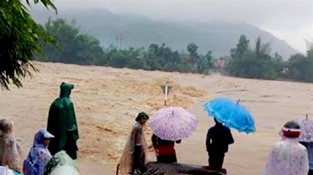 Bộ trưởng TN-MT: El-Nino khiến dự báo thời tiết chưa chính xác