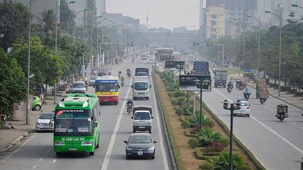 Buýt nhanh nhanh hơn 5 phút: Đắt hơn đường cao tốc