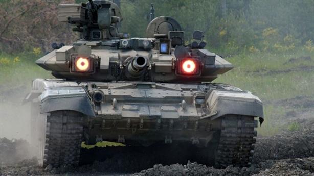 Sự thật giáp phản ứng nổ Iran mạnh hơn Kontakt-5