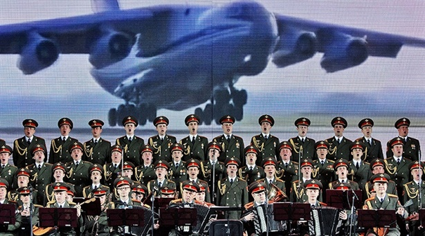 Tu-154 rơi khi sang Syria: Điều bất thường đã xảy ra?