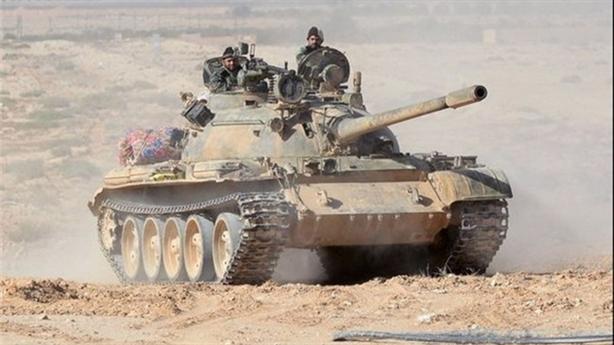 T-4 thành mồ chôn khủng bố, chốt thời điểm lấy lại Palmyra