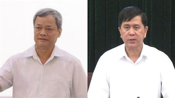 Chủ tịch tỉnh Bắc Ninh, Sơn La bị đề nghị kiểm điểm