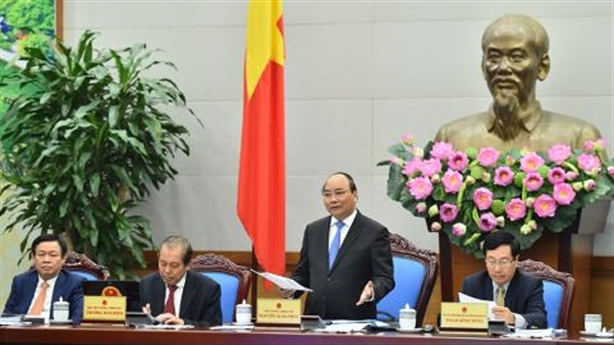 Thủ tướng nhắc lại sai phạm về bổ nhiệm Trịnh Xuân Thanh