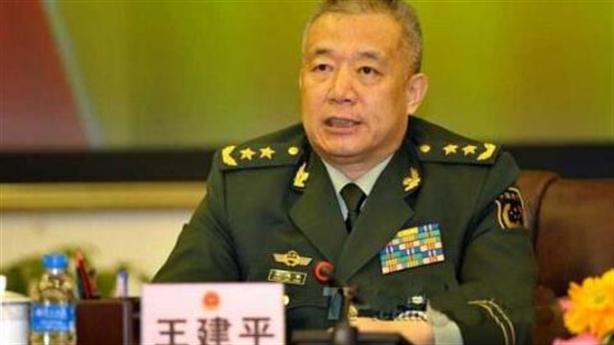 'Hổ lớn' đương chức của quân đội Trung Quốc sa lưới