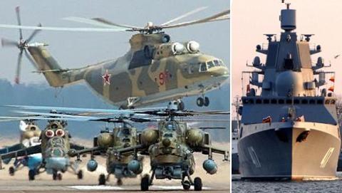 Nga thay hết động cơ chiến hạm, máy bay: Ukraine còn gì?