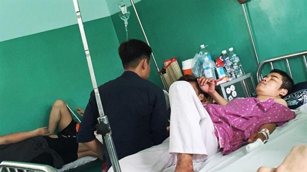 Tin mới vụ thanh niên bị chém rớt tay giữa Sài Gòn