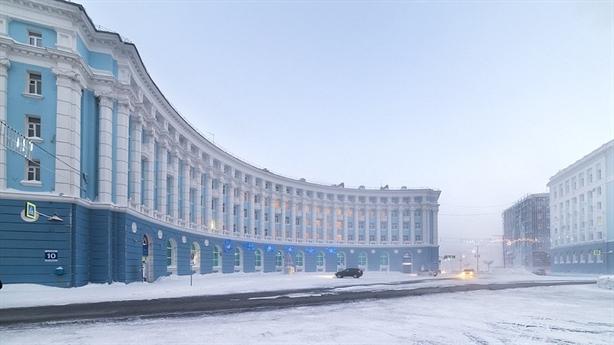 Miền Đông Nga sẽ bị nhấn chìm vào năm 2050