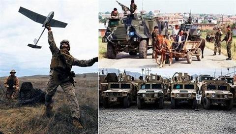 Kịch bản khi Mỹ viện trợ vũ khí sát thương cho Ukraine