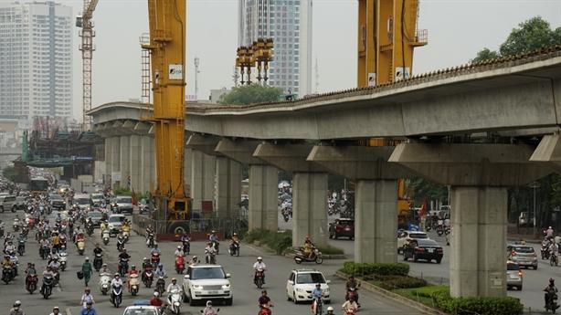 Đường sắt Cát Linh - Hà Đông: Đúng hẹn rất khó!