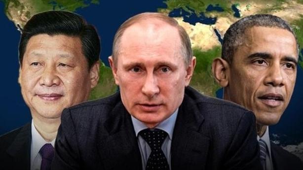 Tam cường Nga-Mỹ-Trung toan tính Biển Đông 2017
