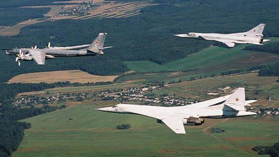 """Nga tiếp tục nâng cấp các """"ông lão"""" Tu-95MS và Tu-160"""