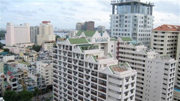 Giá thuê căn hộ dịch vụ tại TP.HCM bình quân 24 USD/m2