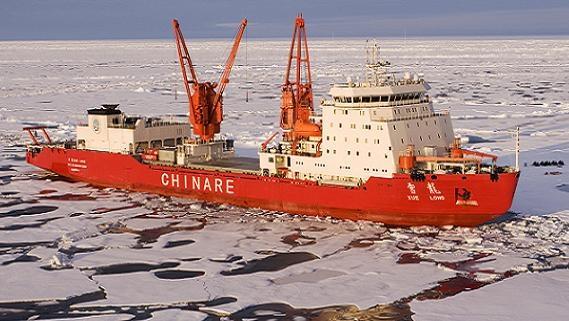 Trung Quốc lăm le miếng bánh Bắc Cực: Nga im lặng
