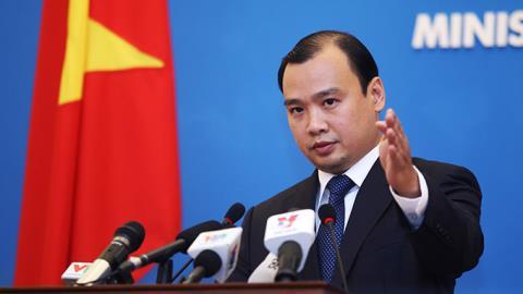 Việt Nam lên tiếng về đối sách của Mỹ tại Biển Đông