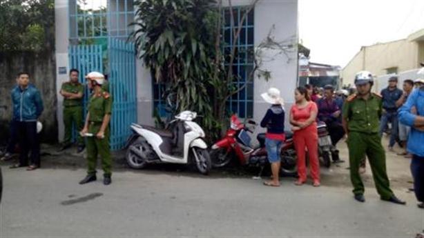Em rể đâm chết chị vợ trong nhà: Không mặc đồ