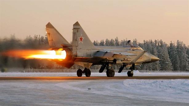 Không quân Nga thêm lực lượng đánh chặn tên lửa đối phương