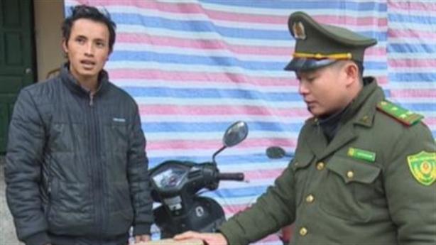Kiểm lâm Hà Giang bắt giữ 2 cái thớt: Mục đích khác
