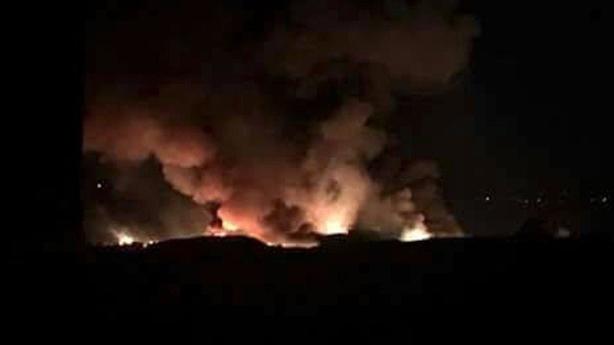 Israel dội bom sân bay quân sự: Tranh cãi F-15, F-35