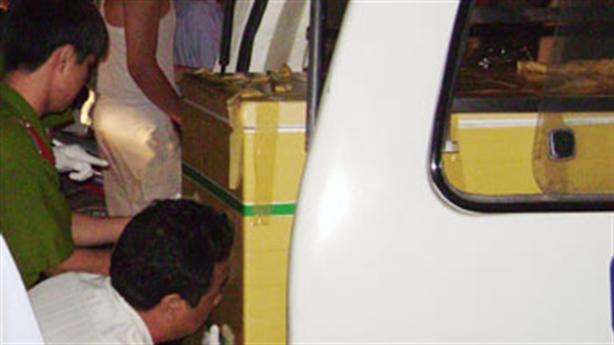Vụ giết nữ sinh giấu trong thùng xốp: Nhiều nghi vấn