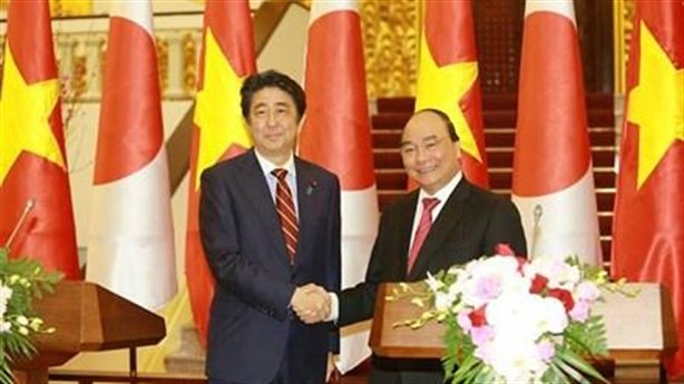 Nhật Bản viện trợ ODA và tàu tuần tra cho Việt Nam