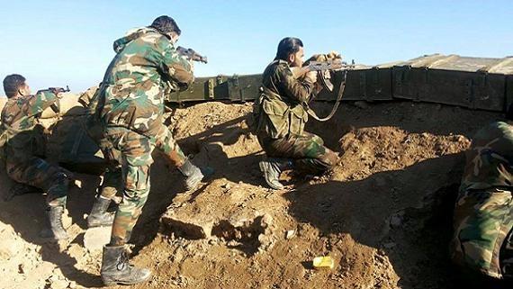 Quân Syria bị vây khốn, thành phố Deir Ezzor thất thủ?