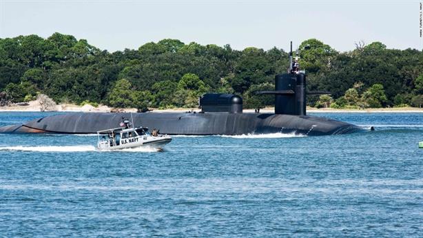 Lý do đơn giản khiến siêu tàu ngầm Columbia chết dở