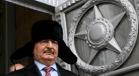 Nga đưa quân tới Libya: Dọn mớ hỗn độn phương Tây?