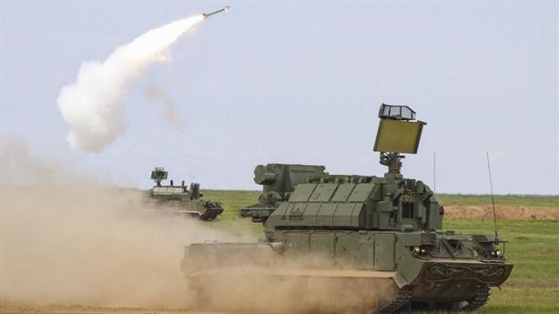 Nga thử cho Tor-M2 nhả đạn sau khi nói Việt Nam mua