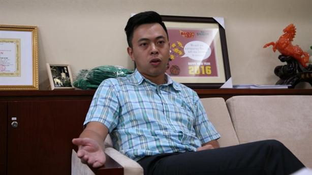 Sabeco công bố người thay thế ông Vũ Quang Hải
