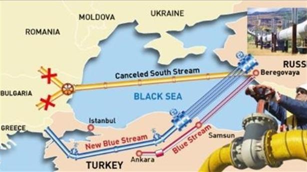 """""""Dòng chảy Thổ Nhĩ Kỳ' – đột phá khẩu chiến lược của Putin"""