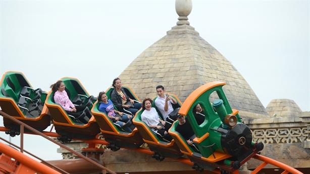 Khai trương công viên lớn nhất Đông Nam Á tại Hạ Long