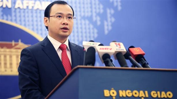 Việt Nam lên tiếng việc Mỹ rút khỏi TPP