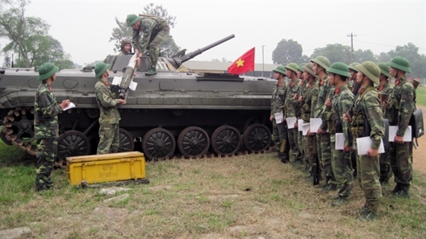 Điều chưa biết về xe thiết giáp phóng tên lửa Việt Nam